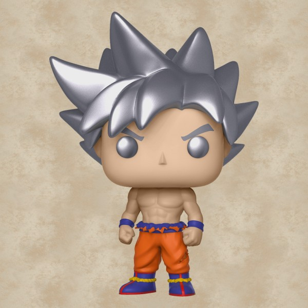 Funko POP! Goku (Ultra Instinct) - Dragon Ball