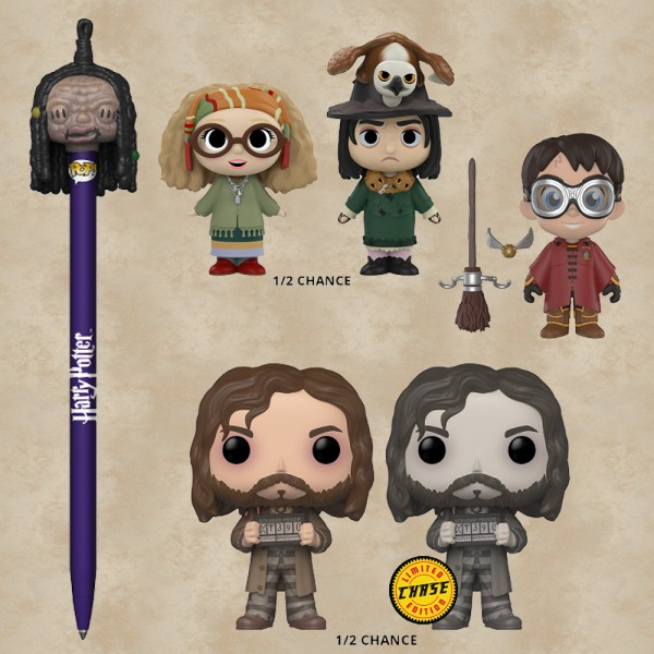 Funko POP! Kit Box (Exclusive) - Harry Potter