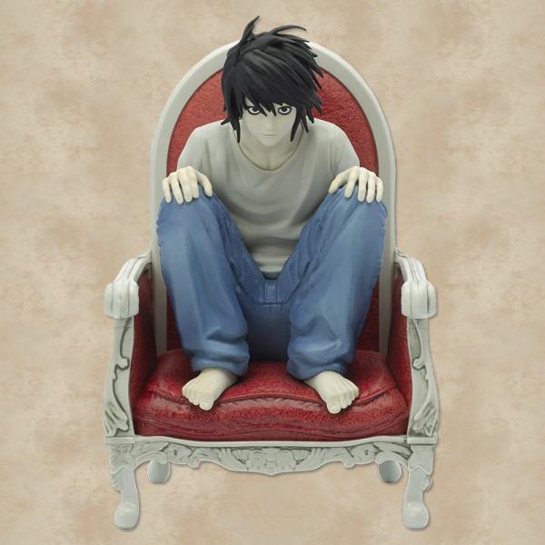 L Figur (15 cm) - Death Note