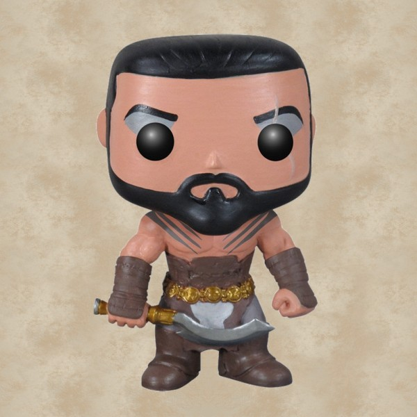 Funko POP! Khal Drogo – Game of Thrones