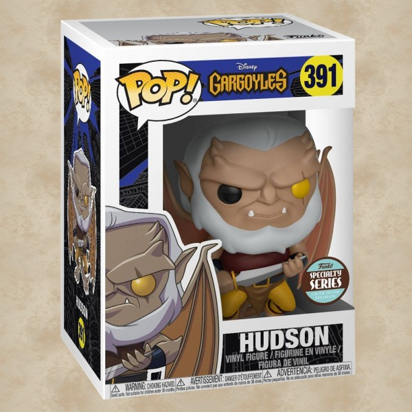 Funko POP! Hudson (Specialty Series) (Exclusive) - Gargoyles