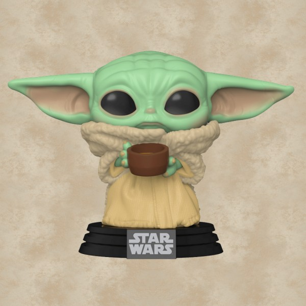 Funko POP! The Child with Cup (Baby Yoda) - The Mandalorian
