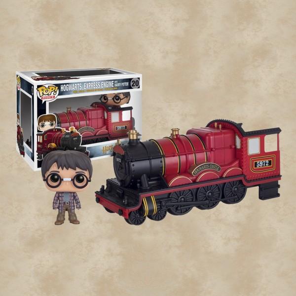 Funko POP! Hogwarts Express Lok & Harry Potter