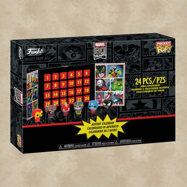 Funko Adventskalender - Marvel