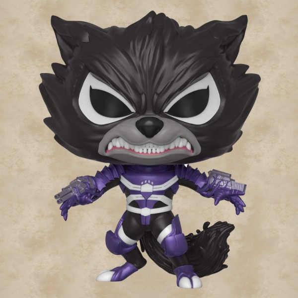Funko POP! Venomized Rocket - Venom