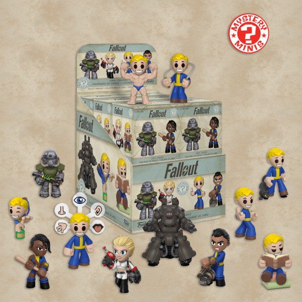 Funko Mystery Mini (Blind Box) - Fallout
