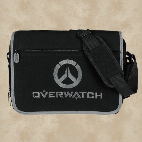 Messenger Bag Logo - Overwatch