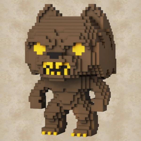 Funko POP! 8-Bit Werewolf - Altered Beasts