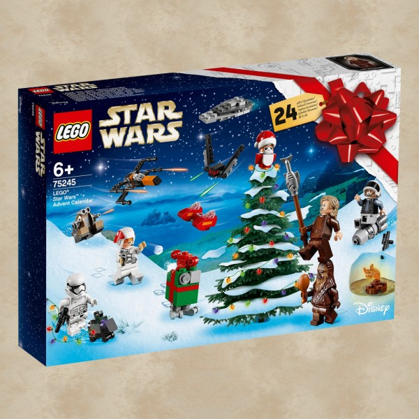 LEGO Adventskalender 2019 - Star Wars