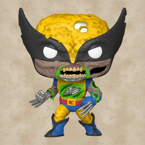 Funko POP! Zombie Wolverine - Marvel