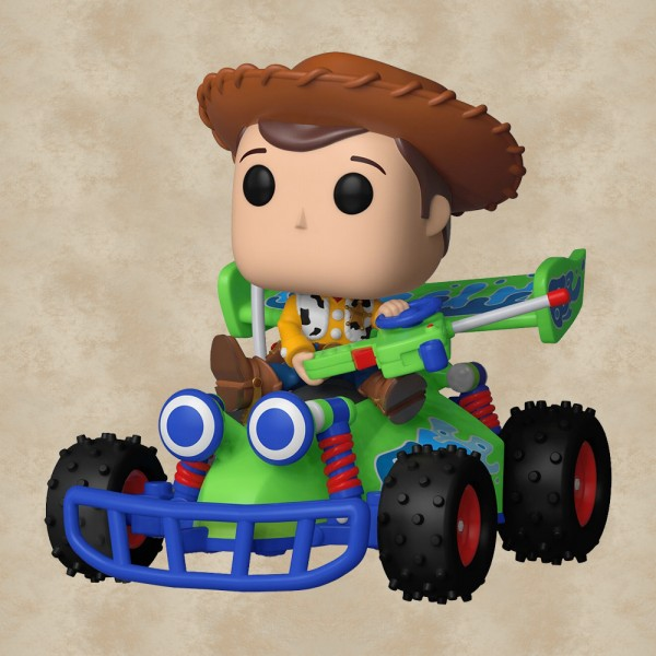 Funko POP! Woody with RC - Toy Story