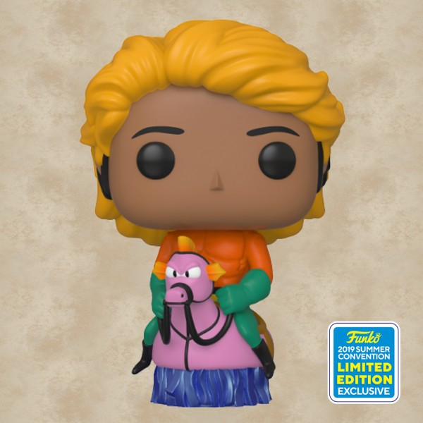 Funko POP! Raj (Aquaman Costume) (SDCC Exclusive) - Big Bang Theory