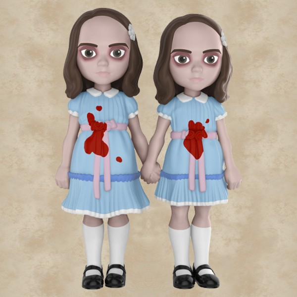 Rock Candy The Grady Twins (2-Pack) (Exclusive) - The Shining