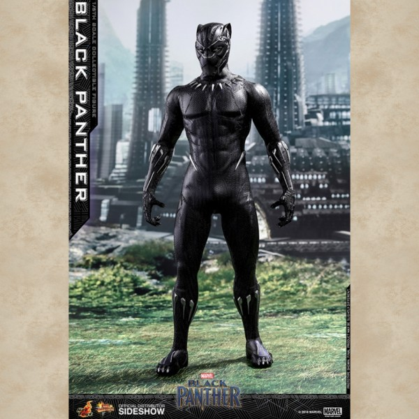 Hot Toys Figur Black Panther - Avengers: Infinity War
