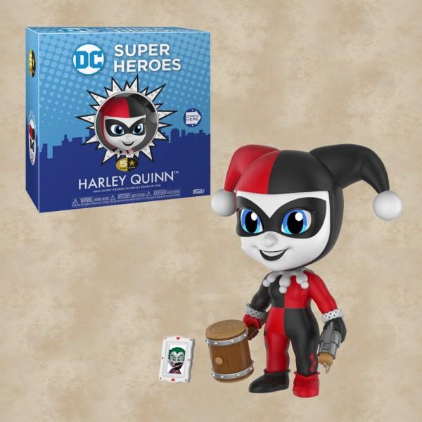 Funko 5 Star: Harley Quinn - DC Super Heroes