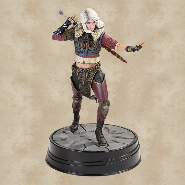 Ciri Statue - The Witcher