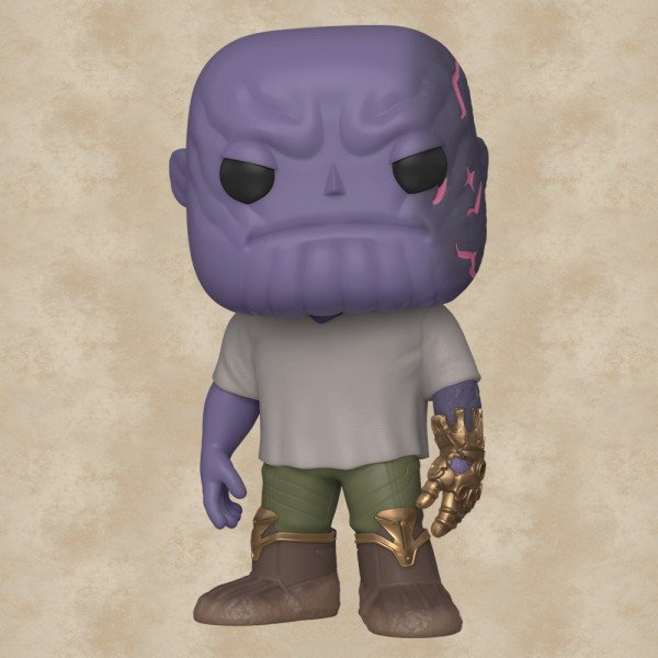 Funko POP! Casual Thanos (Gauntlet) - Avengers: Endgame