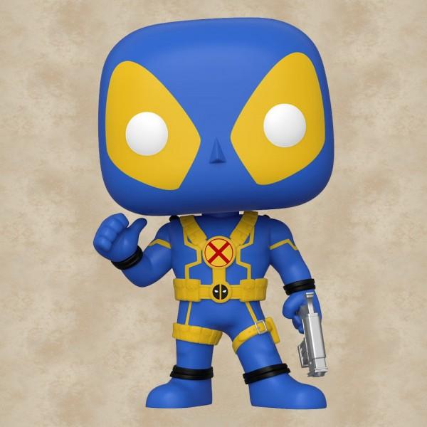 Funko POP! Blue Deadpool (25 cm Super Sized) - Deadpool