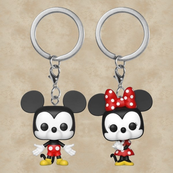 Pocket POP! Mickey und Minnie Maus - Disney