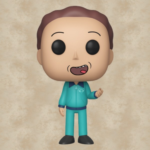 Funko POP! Tracksuit Jerry (Exclusive) - Rick and Morty