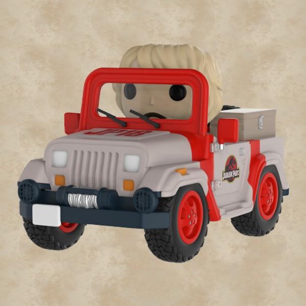 Funko POP! Park Vehicle - Jurassic Park