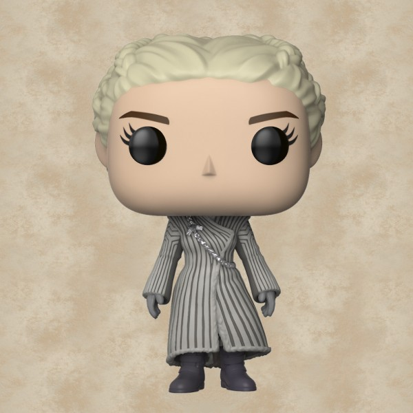 Funko POP! Daenerys Targaryen (White Coat) - Game of Thrones