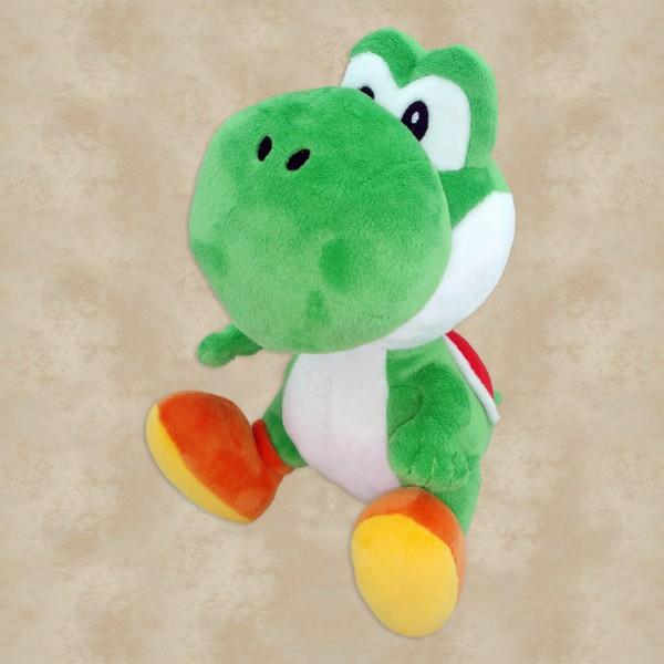 Yoshi Plüschfigur (16 cm) - Super Mario