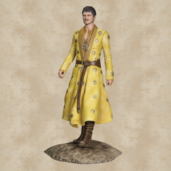 Oberyn Martell Statue - Game of Thrones