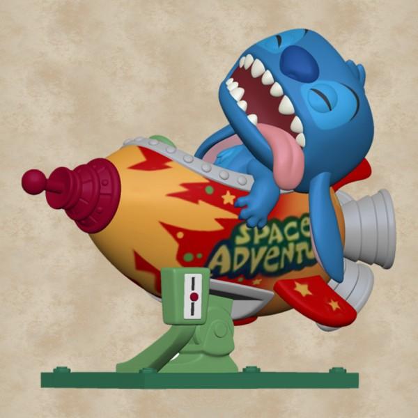 Funko POP! Stitch in Rocket - Lilo und Stitch