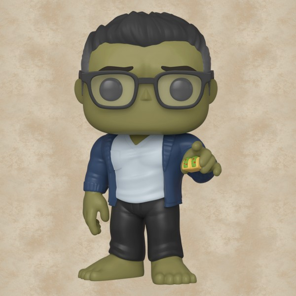 Funko POP! Hulk with Taco - Avengers: Endgame