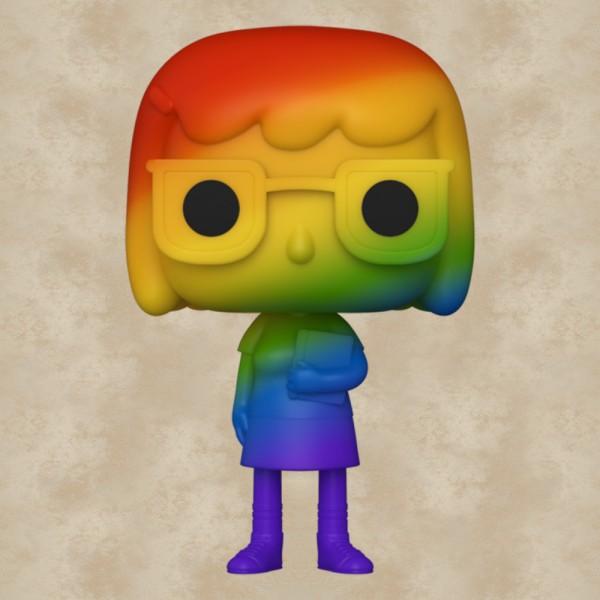 Funko POP! Tina Belcher Pride - Bob's Burgers