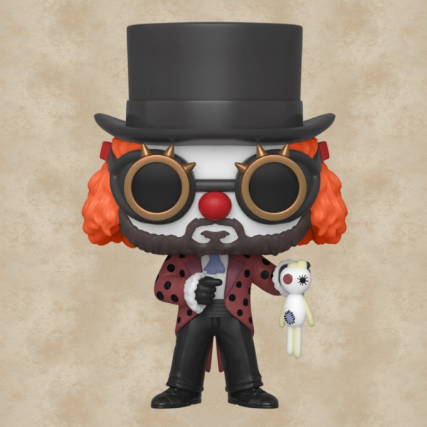 Funko POP! Professor (Clown) - Haus des Geldes