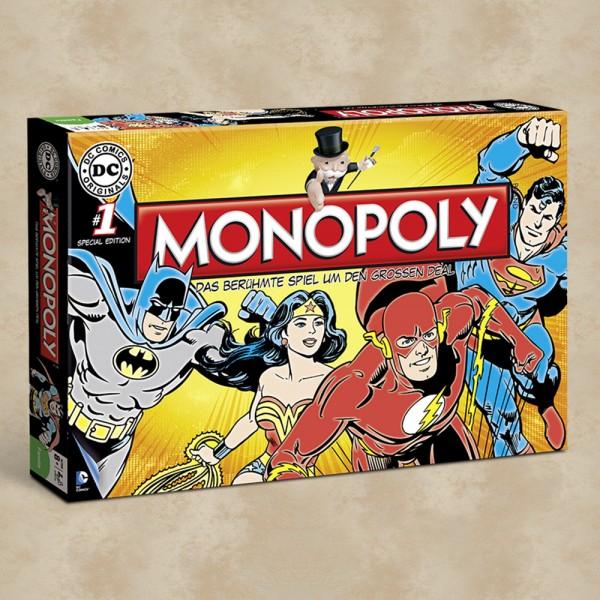 Monopoly DC Originals