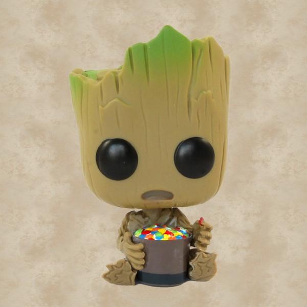 Funko POP! Groot mit Süßigkeiten (Exclusive) - Guardians of the Galaxy