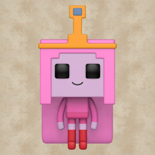 Funko POP! Princess Bubblegum - Adventure Time Minecraft