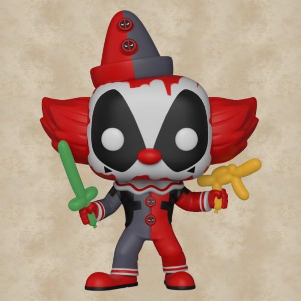 Funko POP! Clown Deadpool - Deadpool