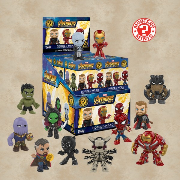 Funko Mystery Mini (Blind Box) - Avengers: Infinity War