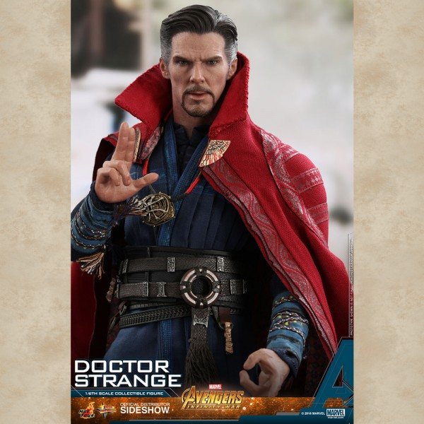 Hot Toys Figur Doctor Strange - Avengers: Infinity War