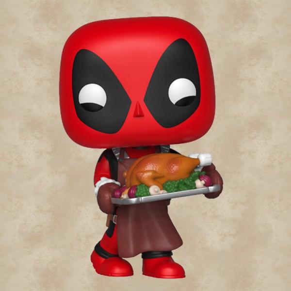 Funko POP! Holiday Deadpool  - Marvel