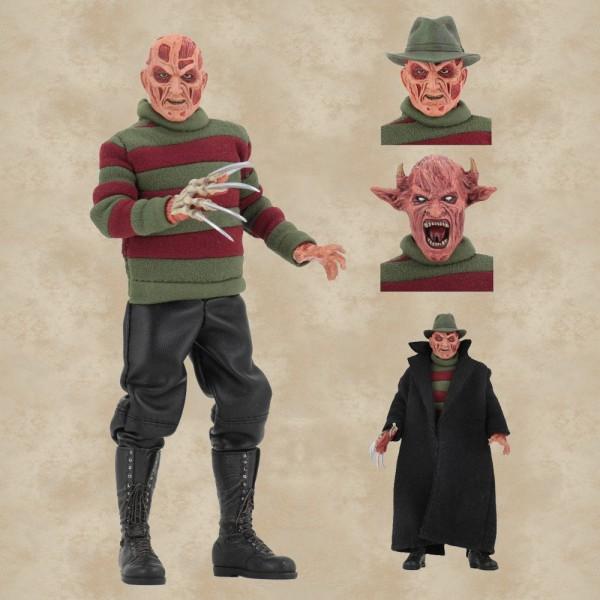 Freddy Krueger Retro Action Figur (20 cm) - Freddy´s New Nightmare