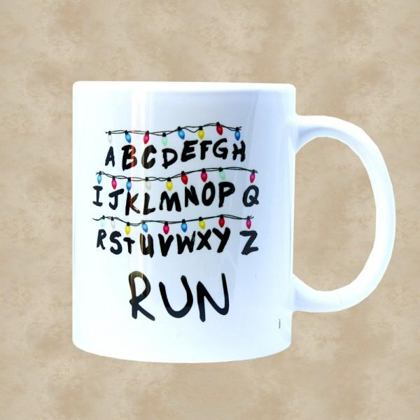 Run Tasse - Stranger Things