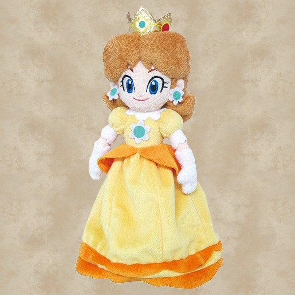 Plüschfigur Daisy (25 cm) - Nintendo