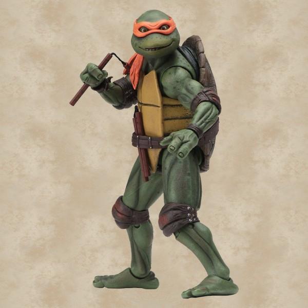 Michelangelo Action Figur - Teenage Mutant Ninja Turtles