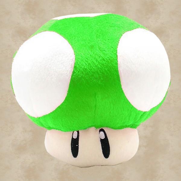 1-UP Pilz Plüschfigur (33 cm) - Super Mario