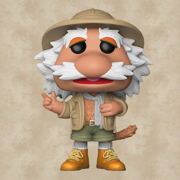 Funko POP! Uncle Travelling Matt (Specialty Series) (Exclusive) - Fraggle Rock