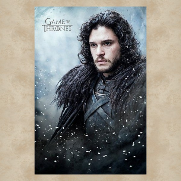 Jon Snow Maxi Poster - Game of Thrones
