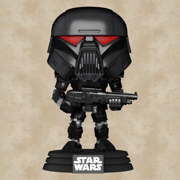 Funko POP! Dark Trooper (Battle) - Star Wars: Mandalorian