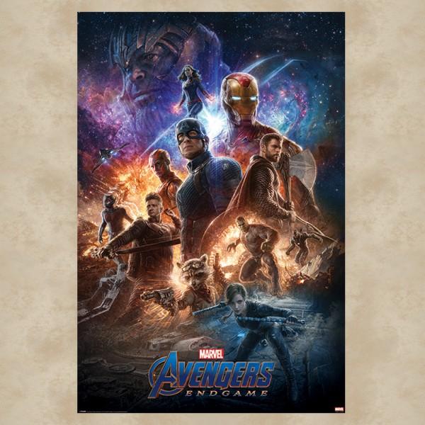 Avengers Endgame Maxi Poster - Marvel