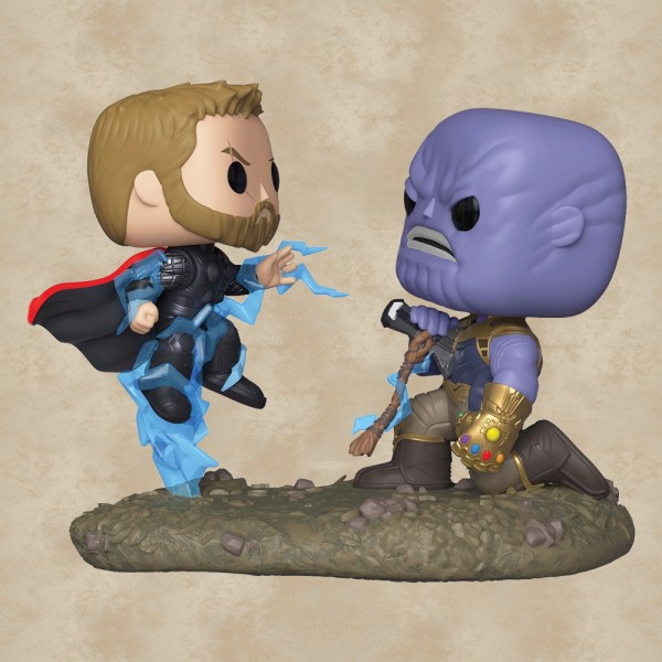 Funko POP! Thor vs. Thanos (Movie Moments) - Avengers: Infinity War