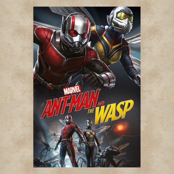 Ant-Man and The Wasp Maxi Poster